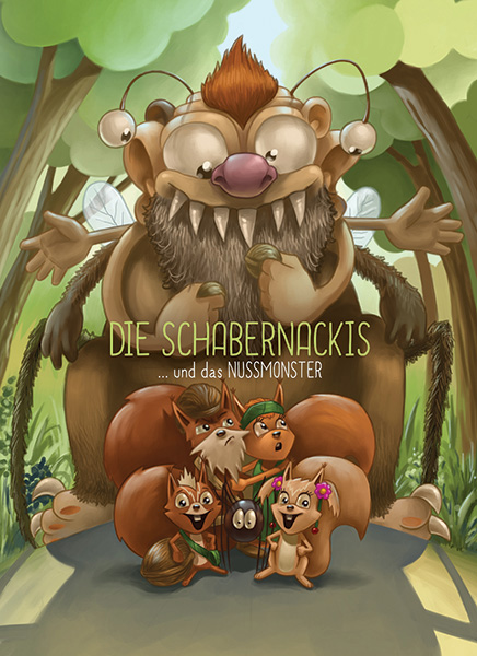 Die Schabernackis - Cover